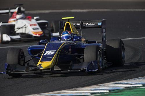 Команда DAMS покинет GP3 в 2018 году