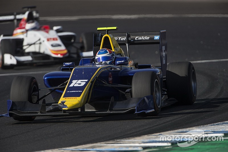 MP Motorsport to replace DAMS in GP3 in 2018