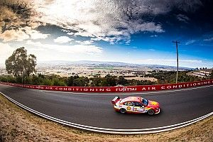Premat left stranded on top of Mount Panorama after Bathurst exit