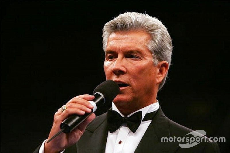 El legendario Michael Buffer anunciará a los pilotos en el GP de Estados Unidos