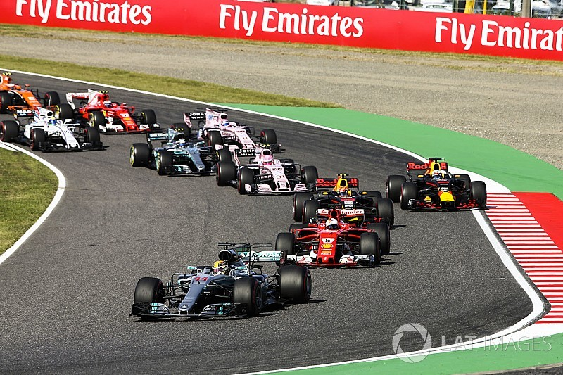 Who was behind F1's latest push for parity?