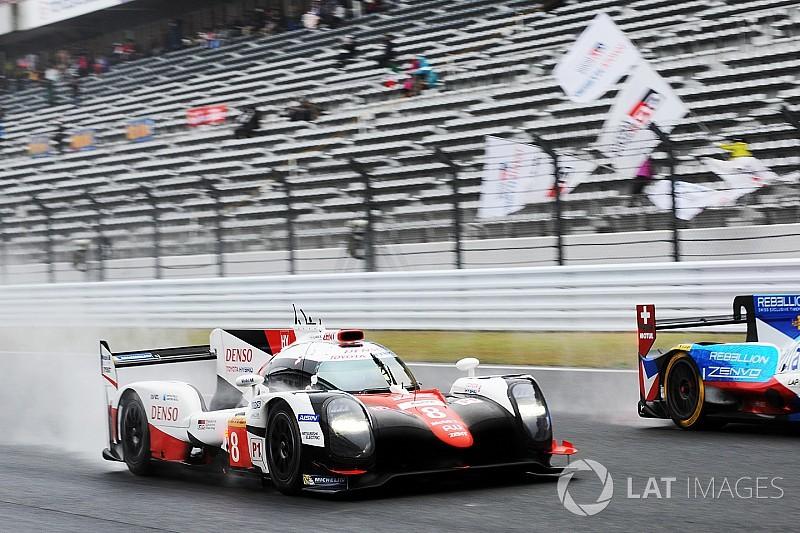 Fuji: bandiera rossa, interrotta per la seconda volta la corsa