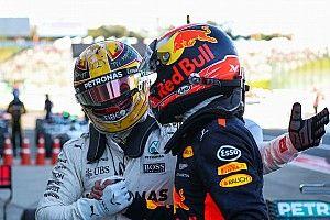Verstappen: Hamilton performansını geliştirmek zorunda kalacak!