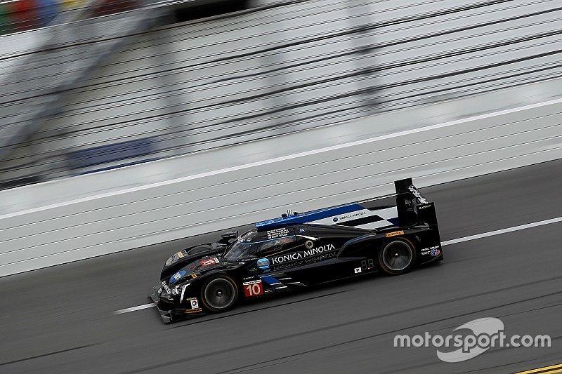 Daytona 24 Hours: Wayne Taylor Racing Cadillac tops night practice
