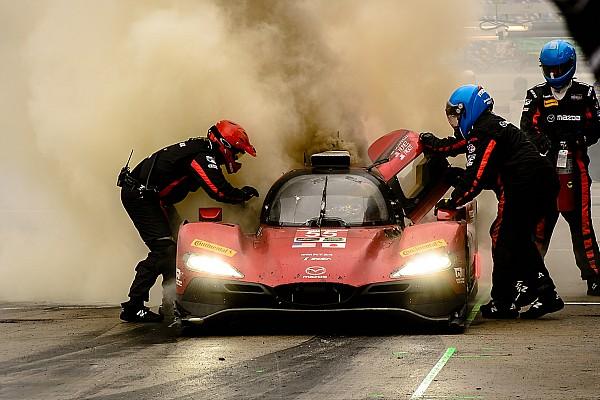 IMSA Mazda says lessons learned despite Daytona DNFs