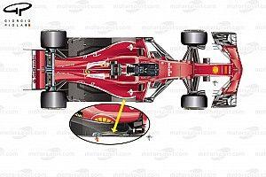 """Ferrari: la SF70H in Austria non ha pagato la chiusura della """"scimitarra"""""""