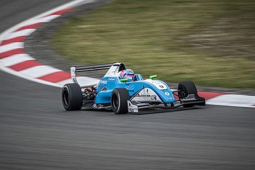 Max Defourny le plus rapide des essais au Nürburgring
