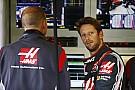 Grosjean Haas'a performans düşüklüğünü araştırma çağrısı yaptı