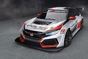 TCR: a vadonatúj Honda Civic Type R versenygép