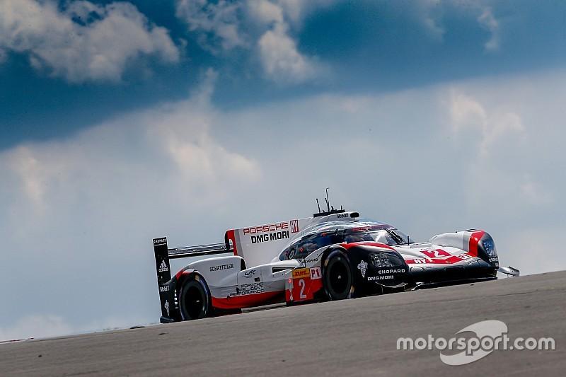 WEC 6h Nürburgring: Porsche mit viel Abtrieb im Training vorn