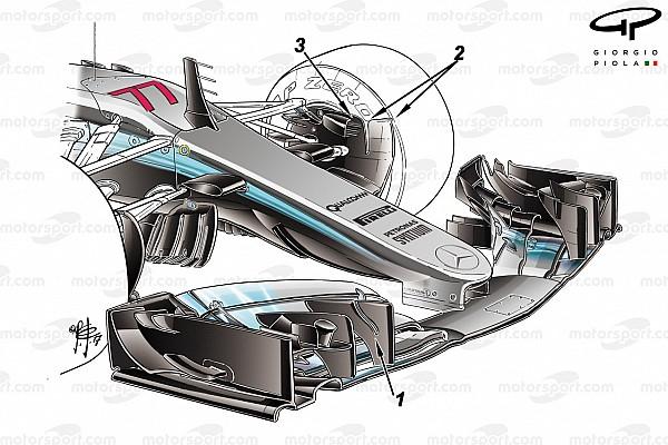 فورمولا 1 تحليل تحليل تقني: مرسيدس تُكشّر عن أنيابها قبيل السباق الافتتاحي