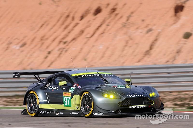 Aston Martin останется в WEC еще на пять лет
