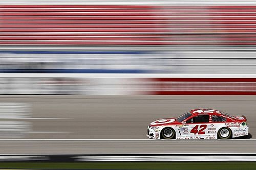 Larson nears the top of the standings with another second-place finish