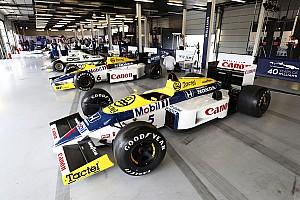 Эволюция звука моторов Ф1 на примере Williams: видео
