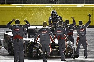 NASCAR's longest race and first-time winners
