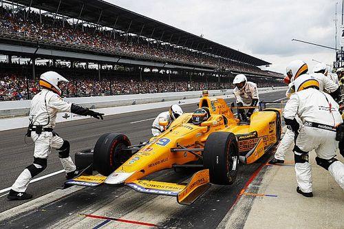 Alonso ingin McLaren F1 pakai warna oranye IndyCar