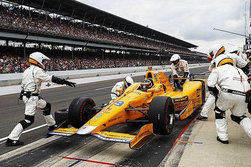 Alonso admite que pode testar carro da Indy