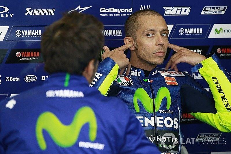 """Rossi : """"L'enduro n'était pas sur la liste noire"""""""