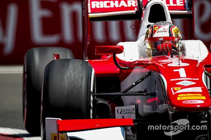Le point F2 - Leclerc à deux doigts de l'exploit