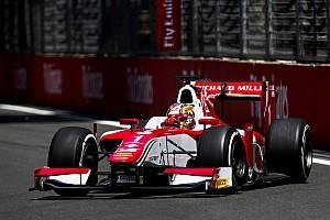 FIA F2 Репортаж з гонки Ф2 у Баку: чергова перемога Леклера