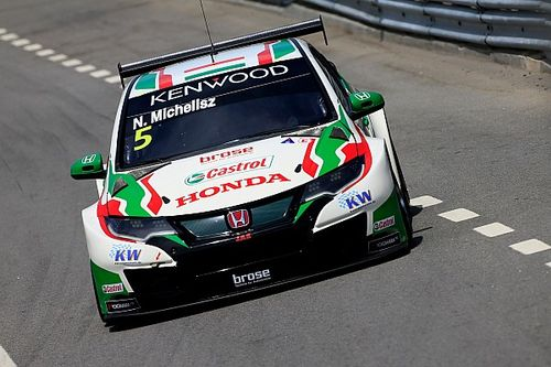 Portugal WTCC: Michelisz scores first win of 2017