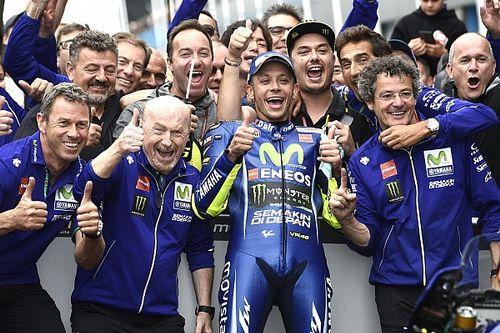 "Rossi: ""En Sachsenring no sé qué esperar"""