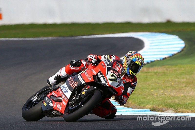 Davies verwacht niet dat Yamaha een bedreiging vormt
