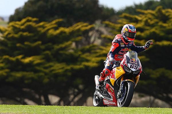 Superbike-WM News Hayden: