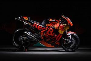 MotoGP Noticias de última hora KTM muestra los colores de su moto para 2017