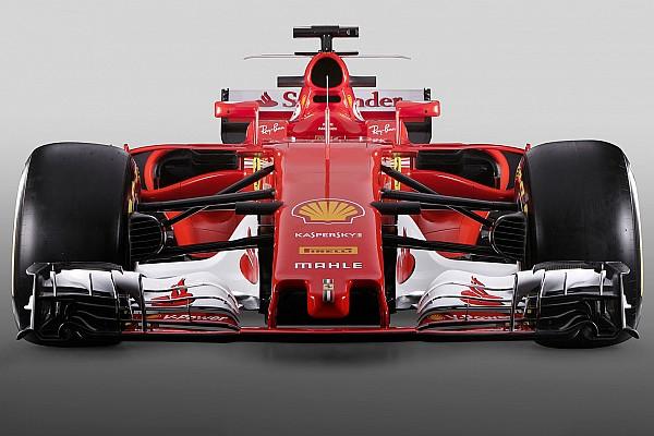 Formule 1 Diaporama Photos - La Ferrari SF70H sous tous les angles