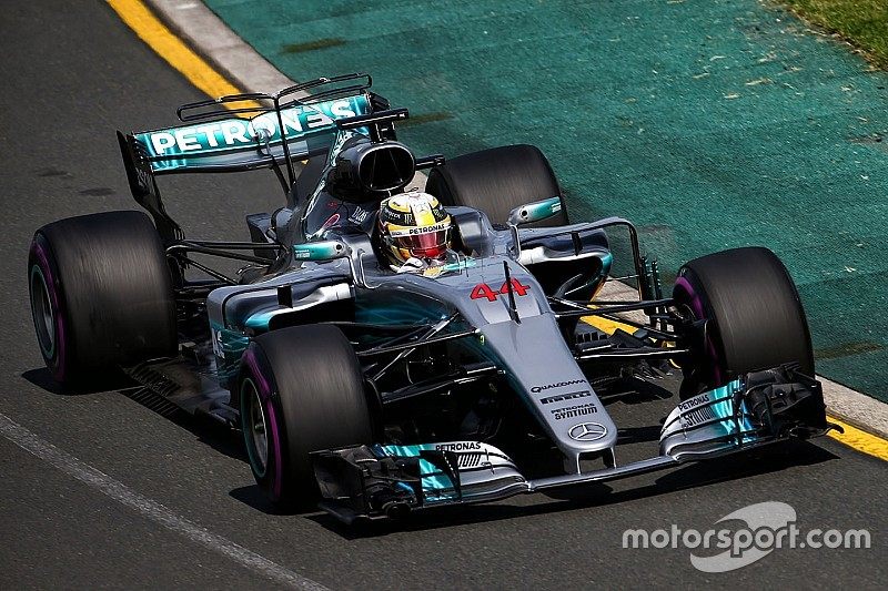 澳大利亚大奖赛FP2:状况频发,汉密尔顿再创最快圈