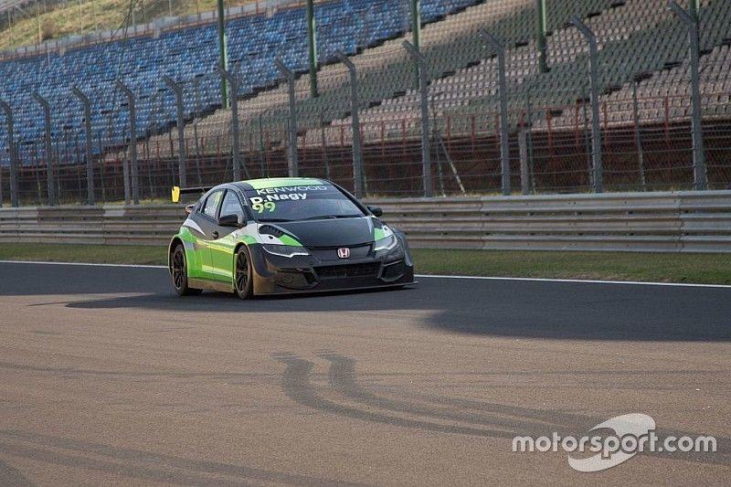 """Nagy: """"Con Zengő Motorsport potrò continuare a crescere"""""""