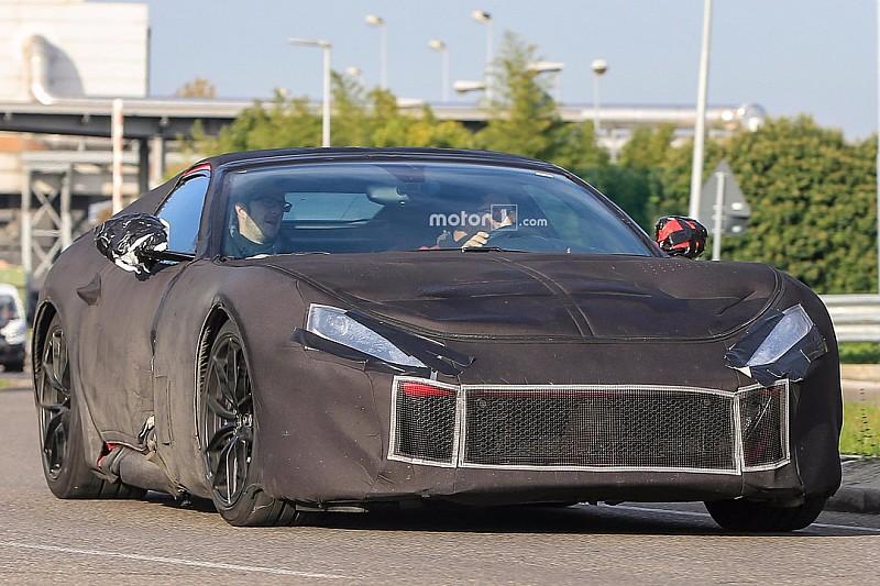 Toutes les infos sur la Ferrari F12M avant Genève
