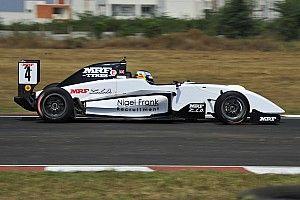 Chennai MRF Challenge: Newey takes crucial pole ahead of Schumacher