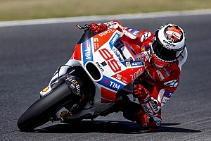 MotoGP Interview Lorenzo interview: