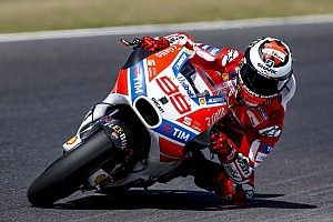 """Lorenzo shouldn't """"think too much"""" about how to ride Ducati"""