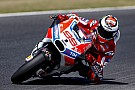 MotoGP Lorenzo interview: