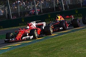 Vettel merasa terbantu oleh Verstappen