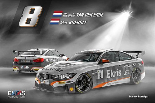 Ekris Motorsport met verbeterde bolide in GT4 European Series