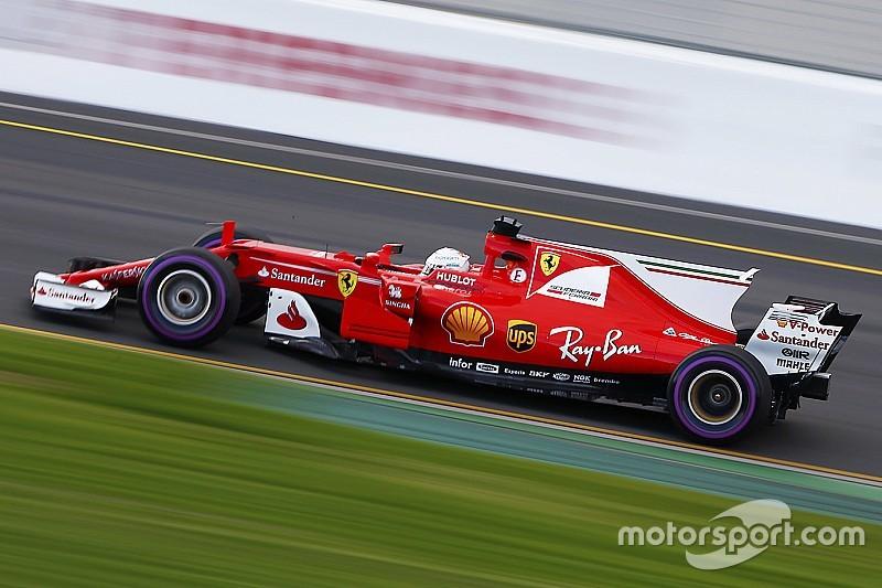 Vettel, inconformista pese a la segunda plaza