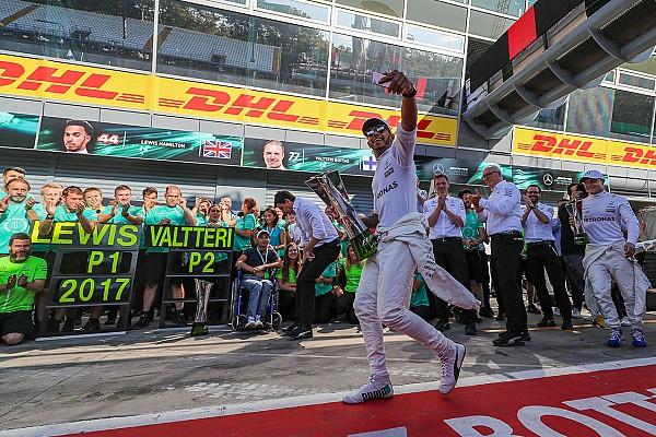 Formule 1 Column James Allen: Grote marge voor Mercedes in Monza