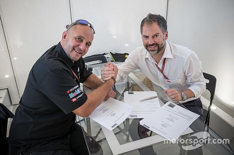 KTM renforce encore un peu plus sa présence en Moto2