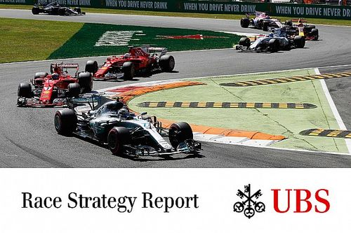 James Allen: UBS Yarış Strateji Raporu - Monza