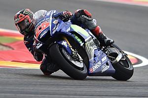 Viñales derrota Lorenzo pela pole; Rossi surpreende e é 3º