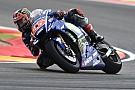 MotoGP Viñales le pide a Yamaha mejorar la moto en mojado