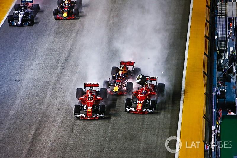 Motorsport Debrief: Verstappen points the finger at Vettel