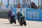 Moto2 Morbidelli respira gracias al triunfo en Motorland