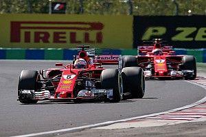 """Vettel akui Raikkonen """"jauh lebih kencang"""" pada mayoritas balapan"""