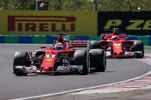 Stats - Ferrari double la mise à Budapest