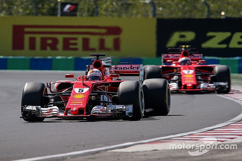 Test all'Hungaroring: riappaiono i titolari Bottas e i due ferraristi